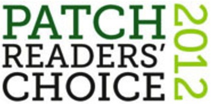 Patch.com Readers' Choice Logo